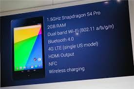 new google nexus 7 android 4.3
