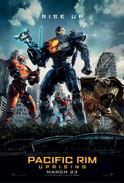Pacific Rim Uprising (2018) Dual Audio 720p HDRip x264 [Hindi Cam Cleaned + English] 980MB