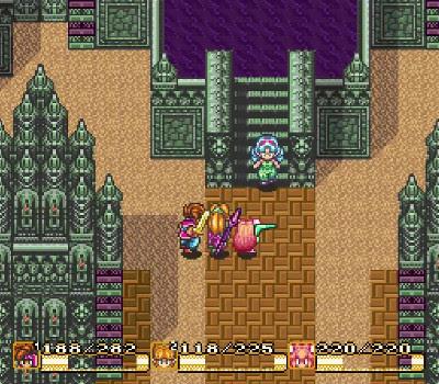 Secret of Mana - Ruinas
