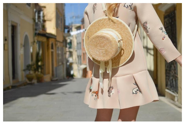 refashion thrift store finds in stylish fashion