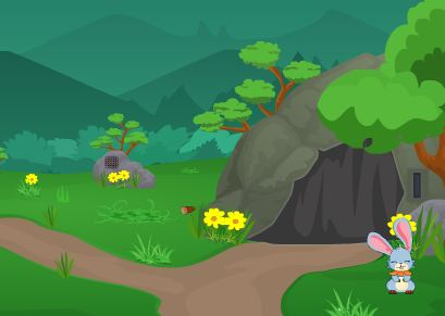 Play Nsrgames Cute Bunny Rescu…