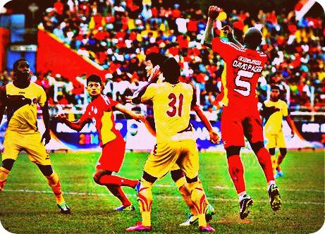 Semen Padang Taklukkan Sriwijaya FC, 2-1
