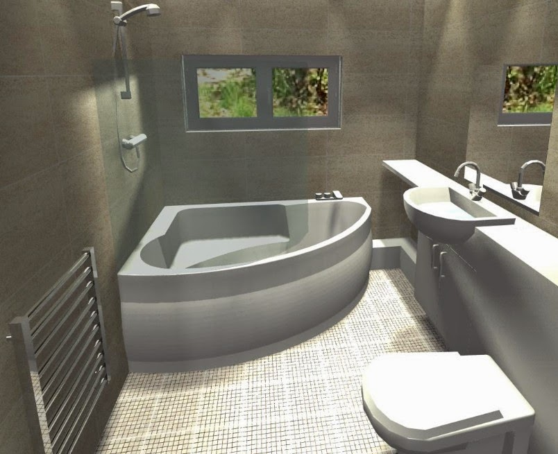 Easy bathroom design software free home decorating - Bathroom remodeling software free ...