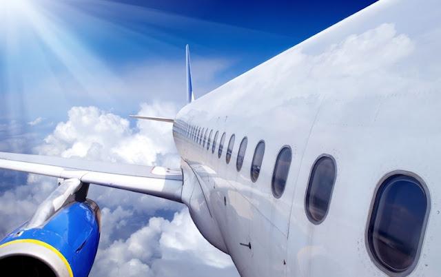 Aeropuertos, vuelos