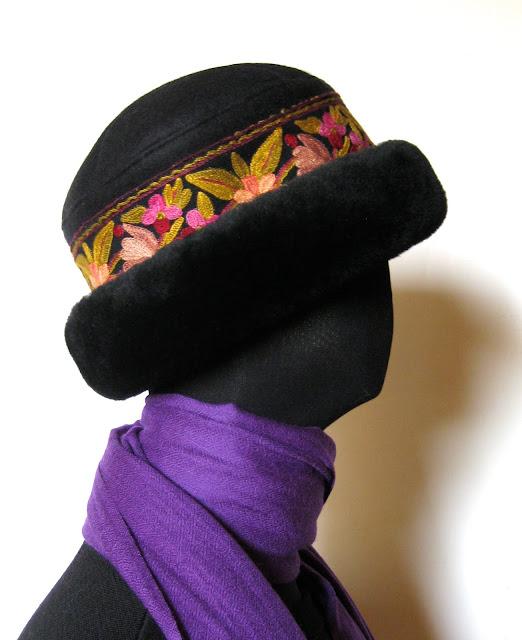 pels huer, pels hatte, uld huer, uld hatte, varme huer,