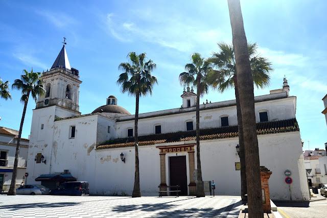 Iglesia de la Purísima Concepción en Trebujena