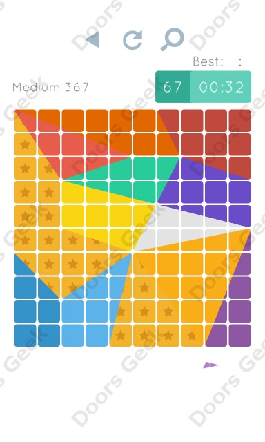 Cheats, Walkthrough for Blocks and Shapes Medium Level 367