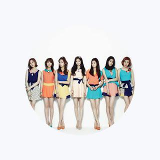 APINK - %% (Eung Eung (응응)) - Terjemahan Lirik