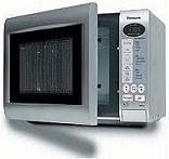 inglés para niños, microwave