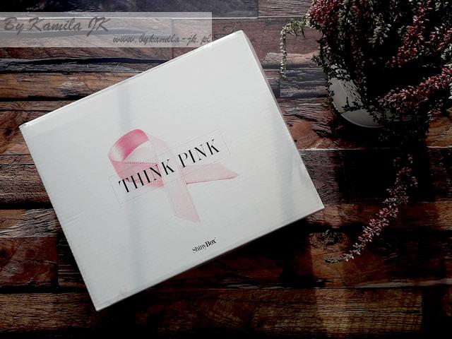 Shiny Box Think Pink Edycja październik 2017