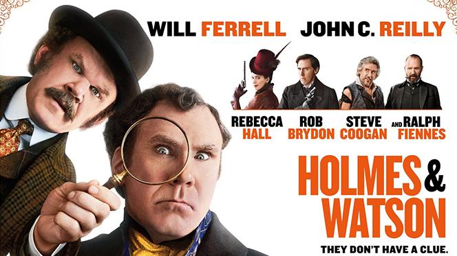 Holmes & Watson (2018) BRRip Full HD 1080p Latino-Ingles