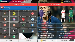 Download FTS 19 Mod FIFA19 by Arjuna AM Apk Data Obb for Android