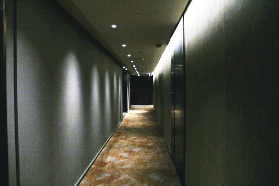 hotel flur