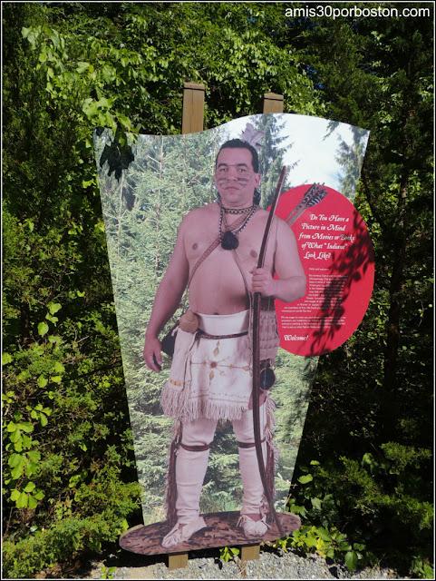 Plimoth Plantation: Wampanoag Homesite