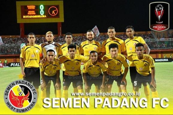 Semen Padang Berhasil bungkam Madura United Di Pamekasan