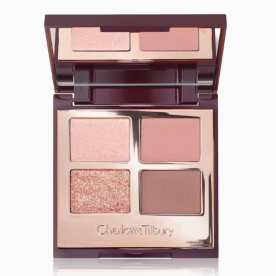 Charlotte tilbury pillow talk rose eyeshadow palette