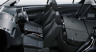 interior suzuki swift