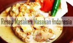 Resep Opor Ayam Nanas Untuk Idul Fitri