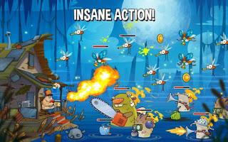 Swamp Attack Apk v2.1.5 Mod