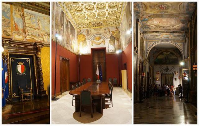 estancias PALACIO DEL GRAN MAESTRE de la valeta
