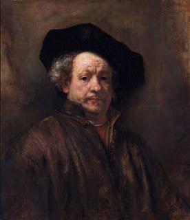 Self Portraits oleh Rembrandt van Rijn