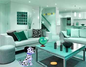 Juegos de Escape - Save the Dalmatian Dog