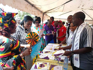 16 Days of activitism in Kenya launched in Kilifi against early pregnancies. PHOTO | KIBIBI ALI