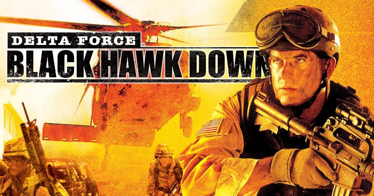 delta force black hawk down team sabre تحميل لعبة
