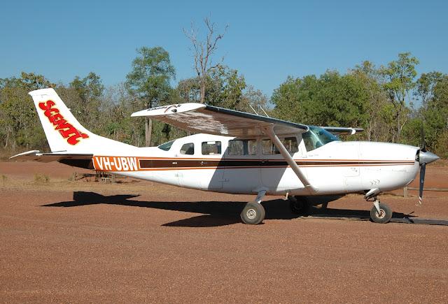 Cessna 207 Stationair 8 Scenic