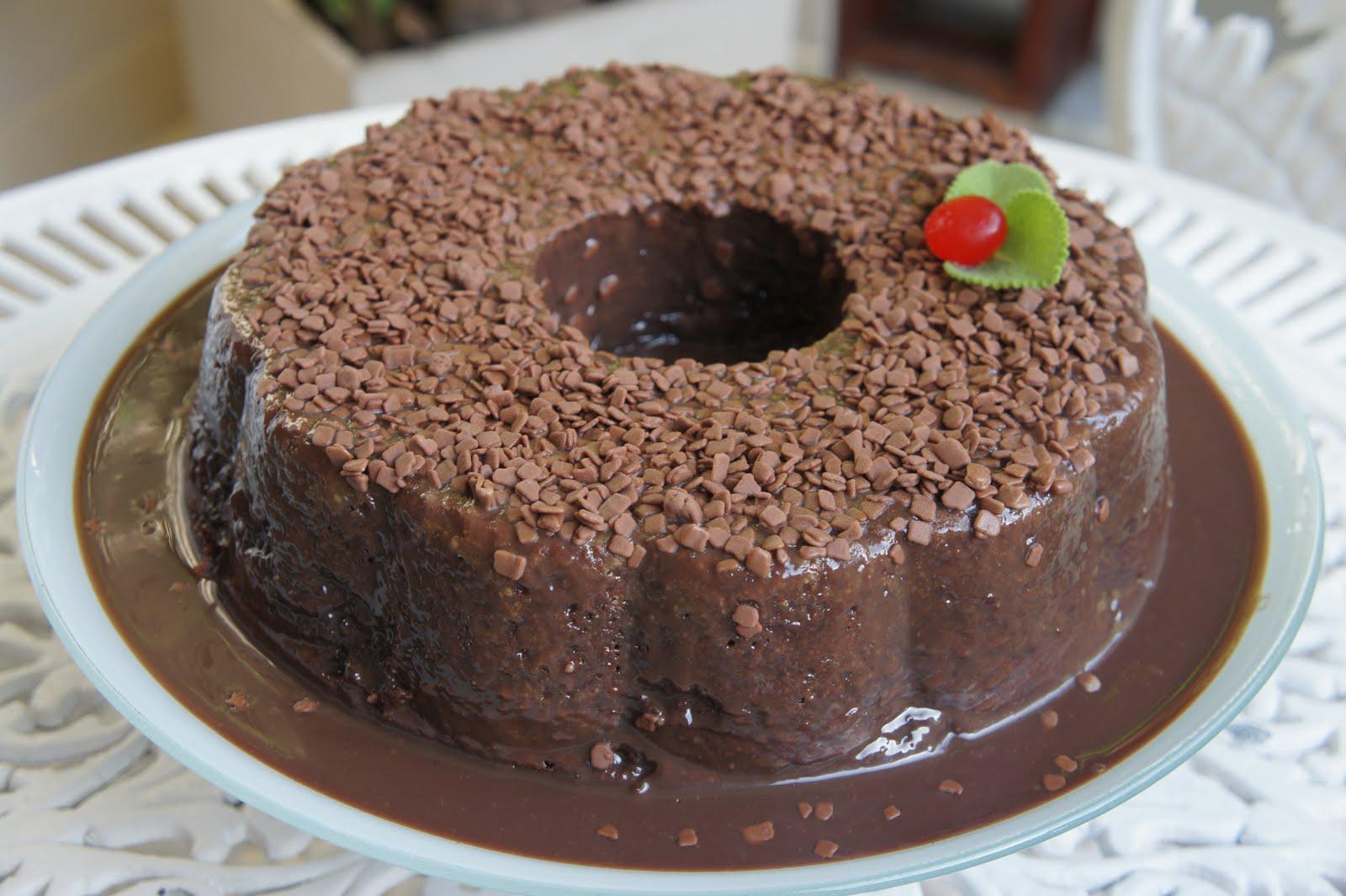 Pope Cake Recipe