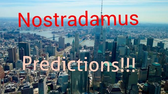 Nostradamus Predictions That Came True| Hidden Mysterious Conspiracy