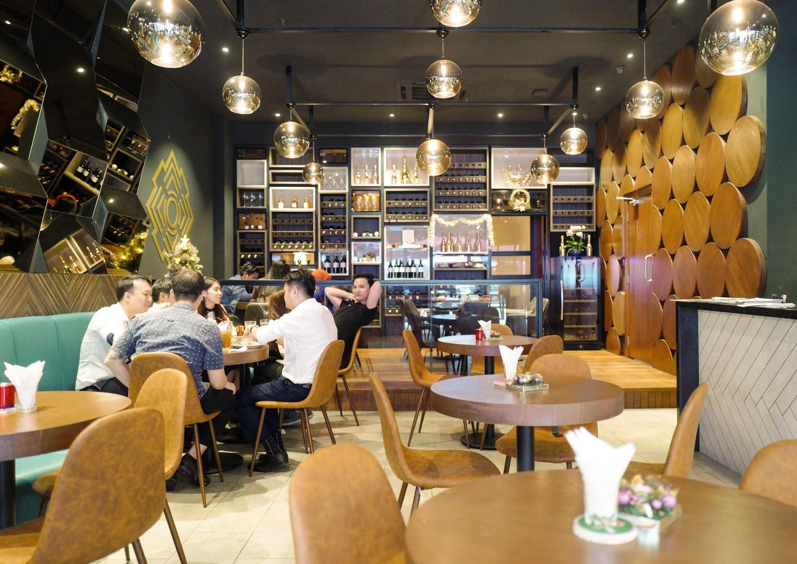 mandala cafe & bar @ solaris dutamas