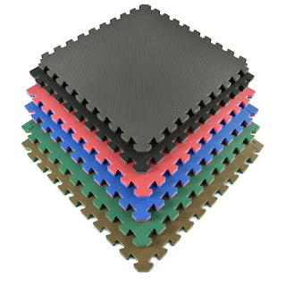 Greatmats Foam Tiles Home Sport and Play Mats