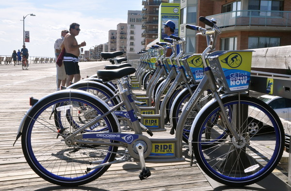 Bicycle Rentals Long Beach New York