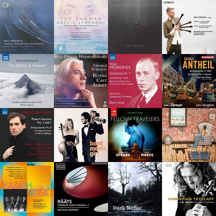Naxos Music Library: 2017 - NML Team Picks: Our Favorite