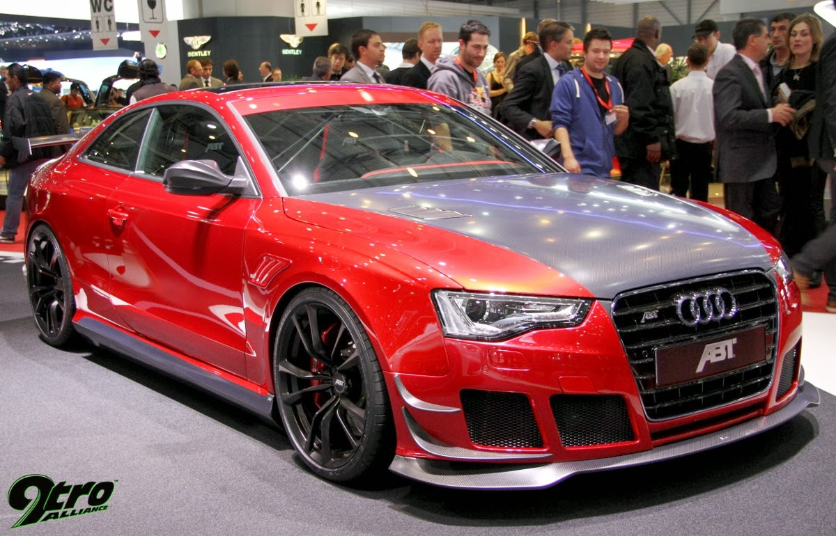 Audi RS5R by ABT Sportsline Spy Shots  Cars Bikes Overviews