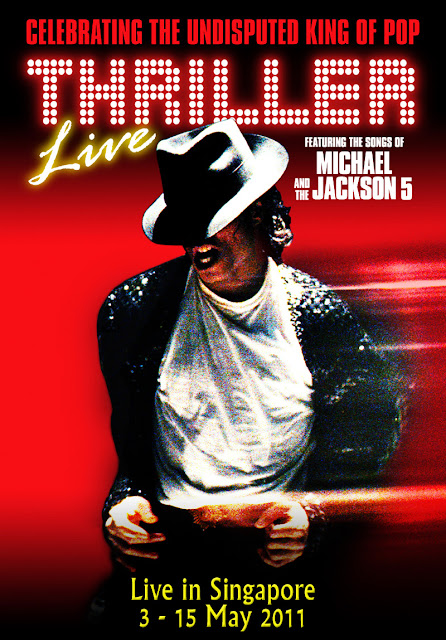Michael Jackson Live Singapore