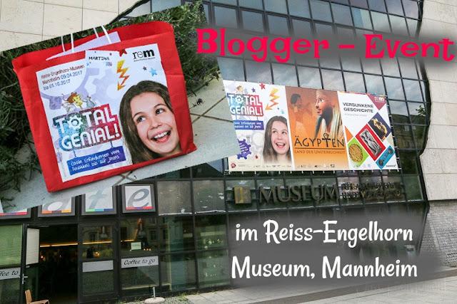 Reiss-Engelhorn-Museum, Mannheim Bloggertreffen