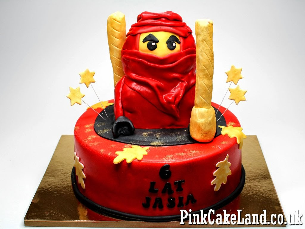 Birthday Cake Ninjago London