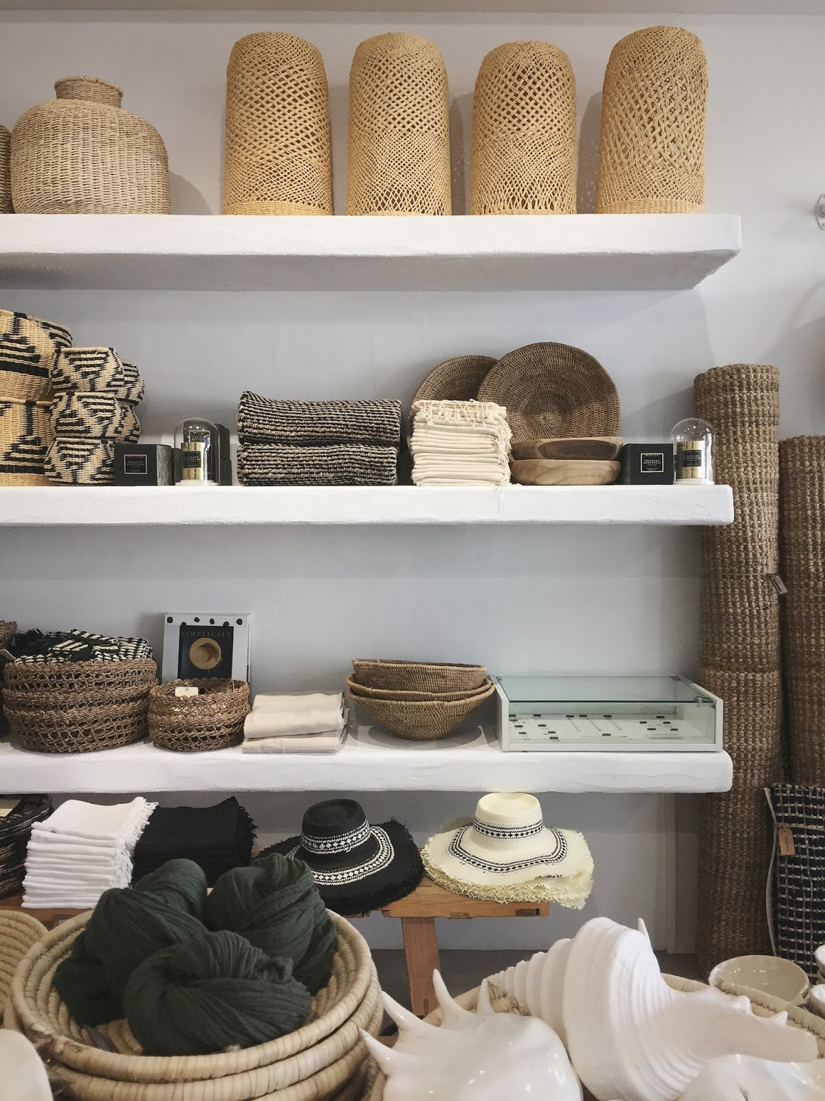 Byron Bay Travel Diary Shopping