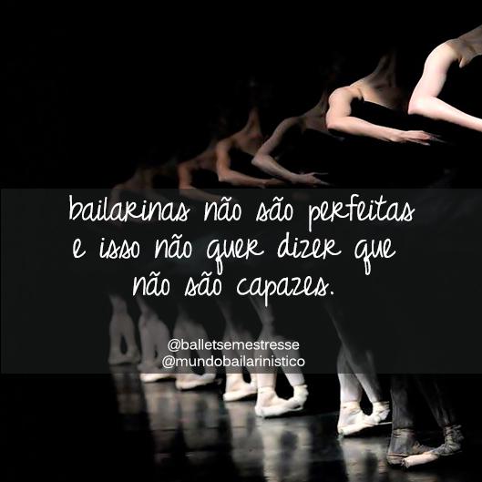 a3eaf70982 Aqui é a Maria Cristina Lopes do ballet sem estresse e hoje quero falar com  você sobre um pensamento muito comum nos bailarinos por aí e talvez você já  ...