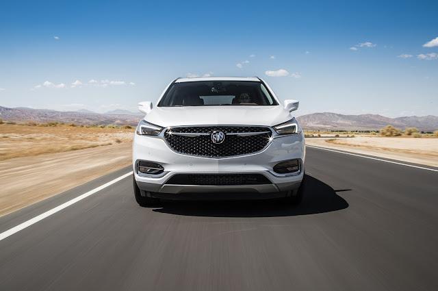 Сравнение автомобилей 2018 INFINITI QX60 И 2018 BUICK ENCLAVE