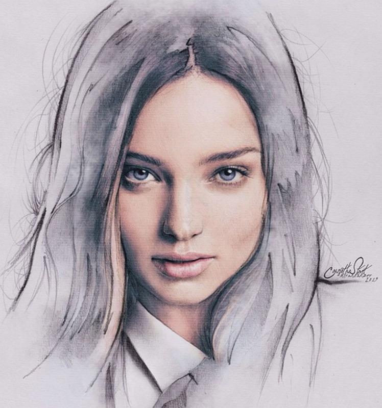 ===Todo tiene un principio y un fin=== Ternura-feminidad-rostros-dibujados_14