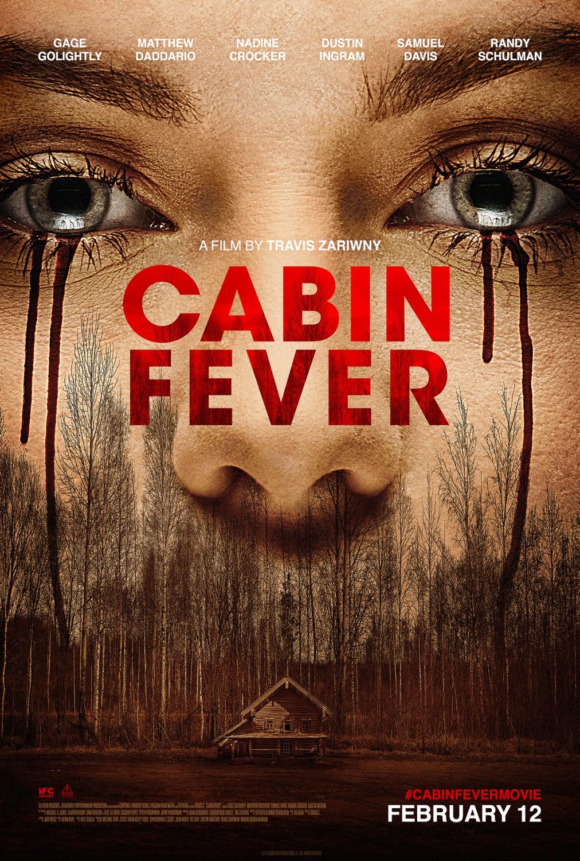 Nonton Film Cabin Fever (2016)