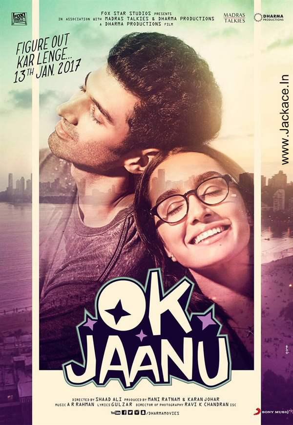 OK Jaanu Posters