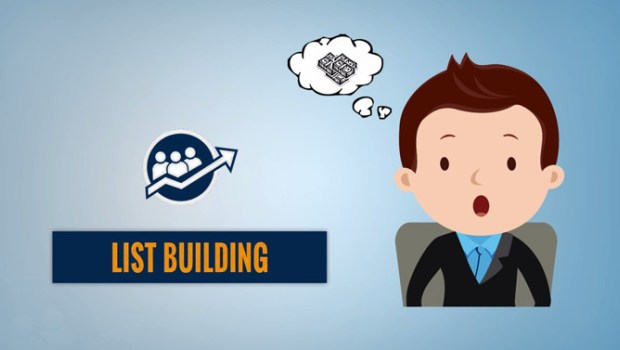 4 Tips Membangun List (List Building) Untuk Bisnis Online