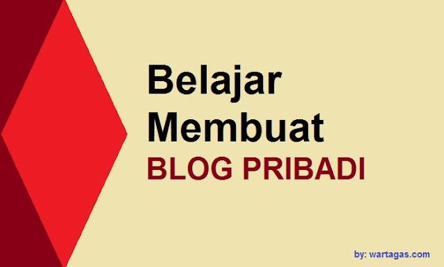 Cara Belajar Membuat Blog Gratis di Blogger