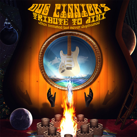 dUg PINNICK - Tribute To Jimi [Often Imitated But Never Duplicated] (2018) full