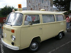 VW. T-2 Ambulancia.