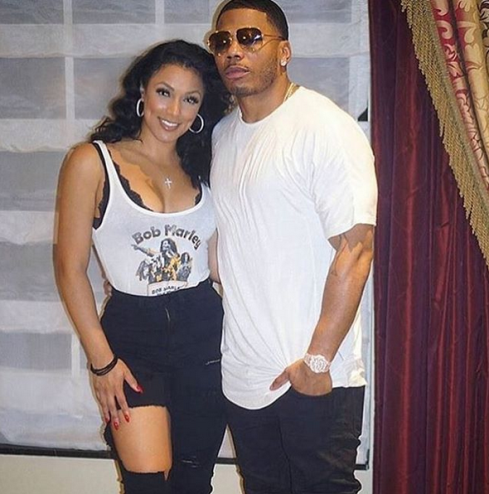 Nelly and shantel jackson still dating. Dating for one night.